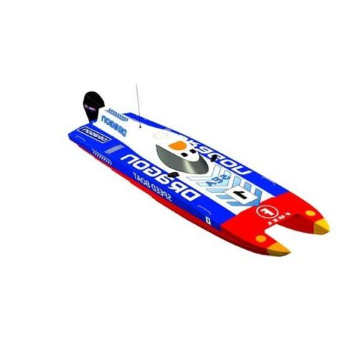 Speed Boat Racing Style