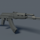 Ak47 Gun Russian Riffle