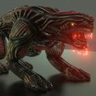 Alien Monster Animal