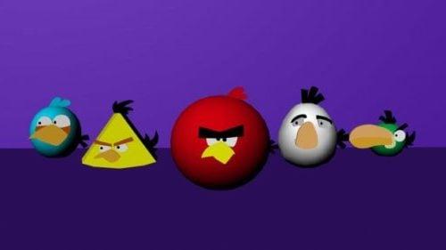 Carácter de Angry Birds
