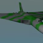 Avro Vulcan rumfartøj