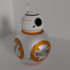 Bb8 Robot Star Wars