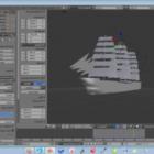Medieval Sailor Ship