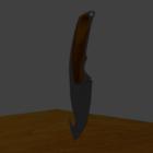 Kitchen Gut Knife
