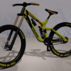 Mountain Bike Fat Wheels