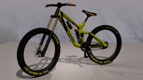 Maastopyörärasvojen pyörät