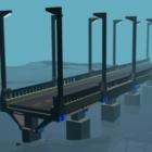 Construction d'une architecture de pont