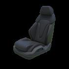 Black Car Seat
