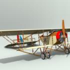Caudron Vintage Plane