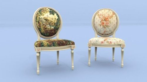 Chair Louis Xvi Classic Furniture