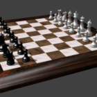 Klassisk skakbord