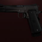 Pistolet Colt 45