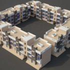 Edifici complessi residenziali