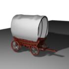 Conestoga Vintage Wagon
