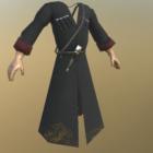 Tissu de mode cosaque
