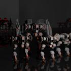 Robot rampant