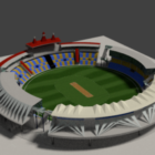 Sport Cricket Stadium