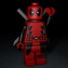 شخصية Deadpool Lego