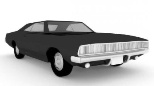 Dodge Charger 1968 -auto