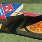 Dominos Pizza Food