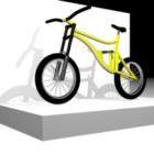 انحدار دراجة