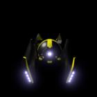 Droid Sci-Fi स्पाई रोबोट