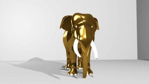 Kultainen norsu