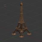 برج ايفل واقعية