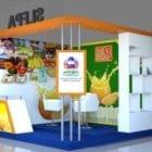 Exhibition Stand Showcase