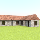 Forest House Building