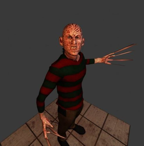 Freddy Krueger Killer-hahmo