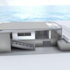 Apartamento de diseño futurista Buildung