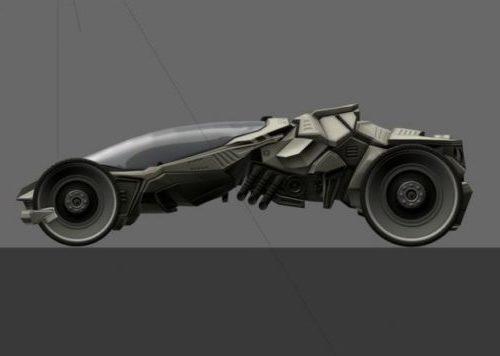 Futuristinen autosuunnittelu