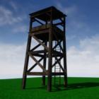 Træbeskyttelsestårn