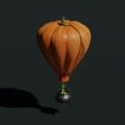 Pumpkin Air Balloon