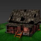 Sundansk traditionelt hus