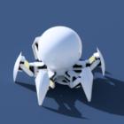 Hexapod Droid रोबोट