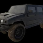 Hummer H2 Fahrzeug