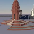 Unabhängiges Khmer-Denkmal