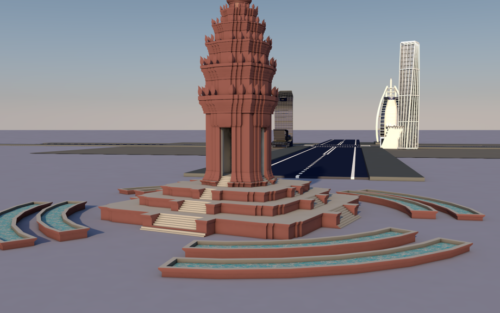 Khmer Independent Monument