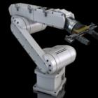 工場ロボットアーム