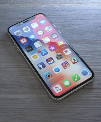 Realistinen iPhone X
