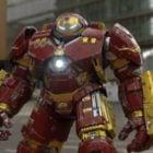 Postava Iron Mana Hulkbustera