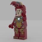 شخصية الرجل الحديدي ليغو