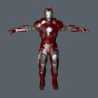 Iron Man Mark obrněný