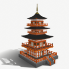 Japanese Temple Seiganto-ji