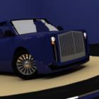 車のロールスロイススタイル
