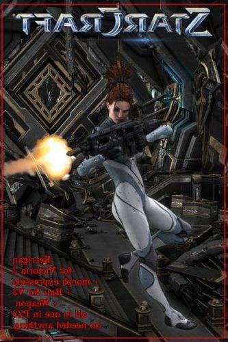 Kerrigan Starcraft Character