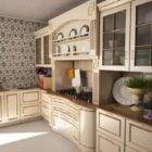 مشهد المطبخ التقليدي