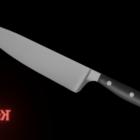 Kitchen Inox Knife